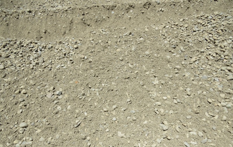 1 x 4 Rock  Sand Mix